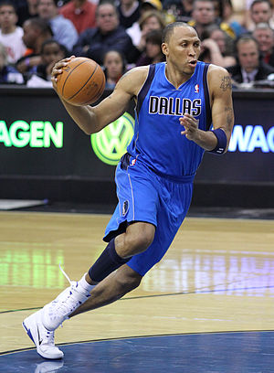 Shawn Marion - Marion with the Mavericks