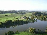 Sherborne Castle and Lake - geograph.org.uk - 93207.jpg