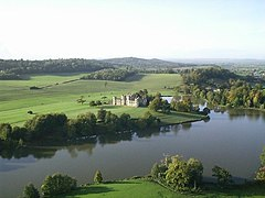 Sherborne Castle and Lake - geograph.org.uk - 93207.jpg