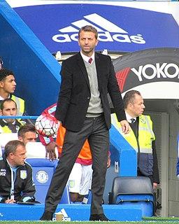 Tim Sherwood English football player and manager