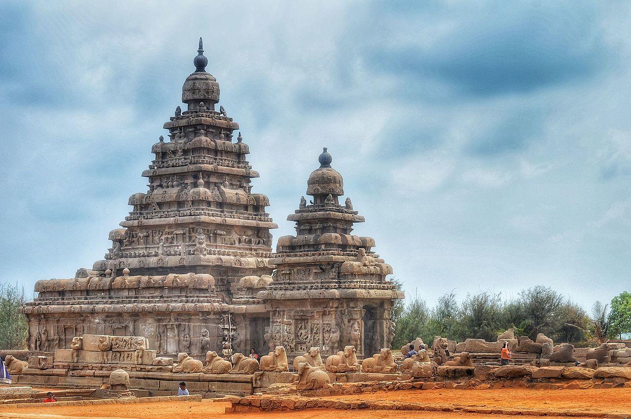 File Shore Temple Mahabalipuram Tamil Nadu Jpg Wikimedia Commons
