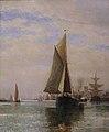 Shoreham Harbour - Frederick James Aldridge.jpg