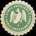 Siegelmarke Armee - Oberkommando - Armee - Abteilung C W0211284.jpg