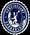 Siegelmarke Gemeindeamt Oberzeiring W0318689.jpg