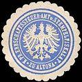 Siegelmarke Königlich Preussische Erbschaftssteuer - Amt und Stempelfiskalat zu Altona W0245870.jpg