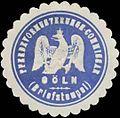 Siegelmarke Pferdevormusterungs-Commission Cöln W0370647.jpg