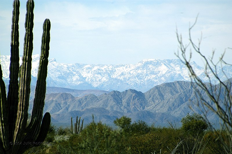 Onde acampar no México
