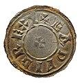 Silver penny of King Eadwig (YORYM 2013.1351.4) obverse.jpg