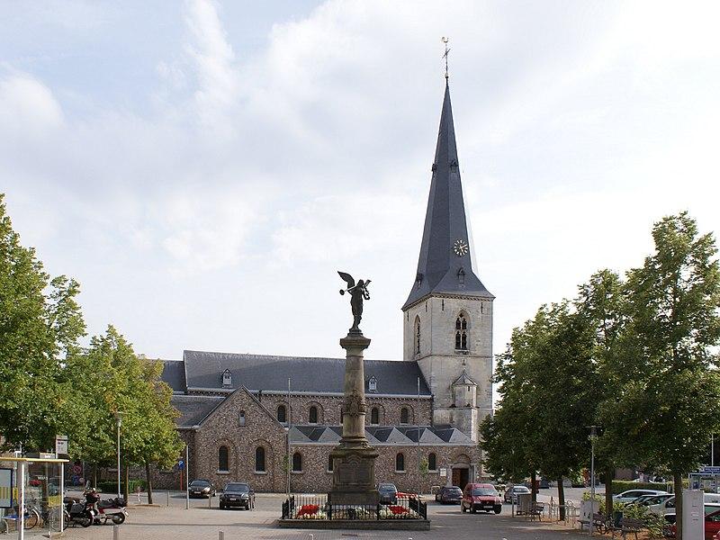 Sint-Odulfuskerk (Borgloon)