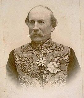 Francis Hyde Villiers British ambassador