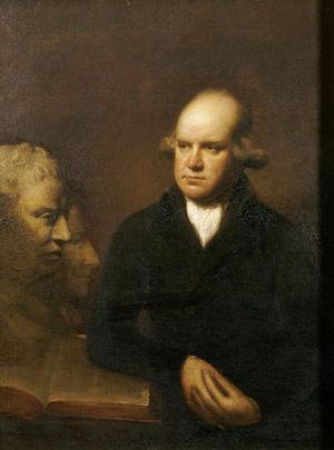 Sir Herbert Croft, 5th Baronet - Sir Herbert Croft 5th bt by Lemuel Abbott