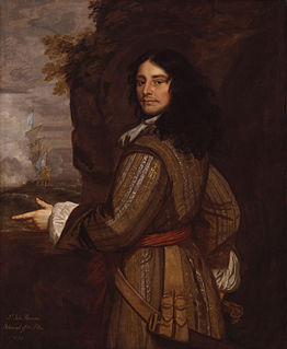 John Harman (Admiral) English naval officer