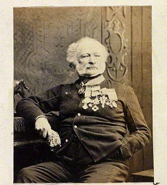 John Scott Lillie - Sir John Scott Lillie by Camille Silvy c.1862