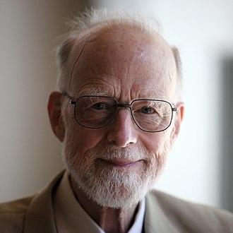 Tony Hoare - Image: Sir Tony Hoare IMG 5125