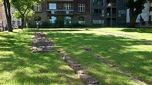 St. Oluf's Cemetery - Image: Skt. Olufs Kirkegård (detalje) 03