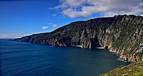 Image illustrative de l'article Slieve League