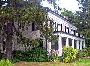 Sloatsburg, New York - Sloat House