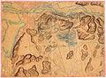 Smålenenes amt nr 121- Kart af Fredrikshald med Omegn, 1830.jpg