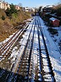 Snow on the tracks - geograph.org.uk - 1152131.jpg