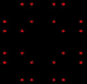 Snub cube - Image: Snub cube B2