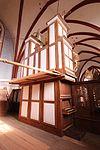 Solms - Kloster Altenberg - ev Kirche - Orgel - Spieltisch 3.JPG