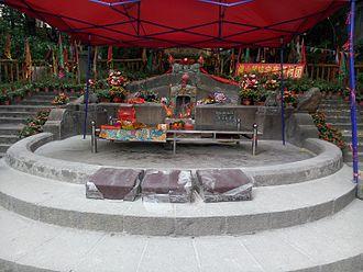 Chiwan - Songshaodi's Tomb