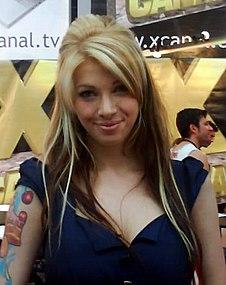 Sonia Baby Spanish pornographic actress