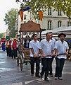 Sonneurs d'Avignon-Capital des Côtes du Rhône.JPG