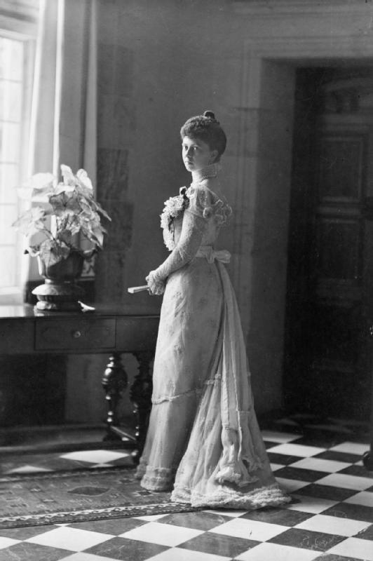 Sophia, Crown Princess of Greece, in 1902