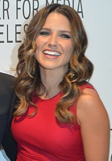 Sophia Bush American actress, activist, director, and producer