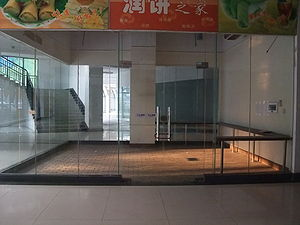 South China Mall - Image: South China Mall empty