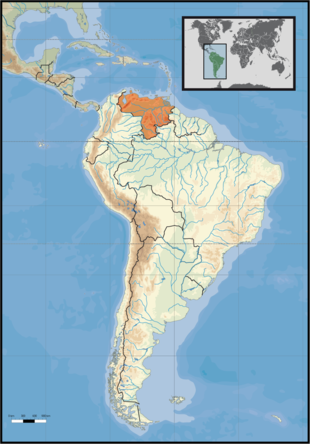 South America location VEN.png