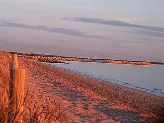 South Fremantle, Western Australia - South Beach, Fremantle