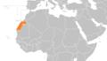 South Ossetia Western Sahara Locator.png