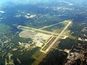 Naval Air Station South Weymouth - NAS South Weymouth in 2006