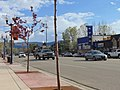 South at SR-113 & US-40 US-189 junction in Heber City, Utah, Apr 16.jpg