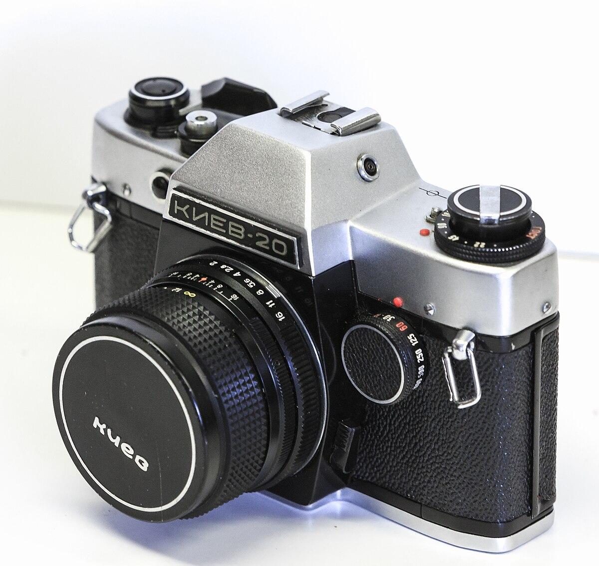 Инструкция к фотоаппарату киев 19