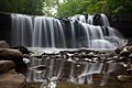 Spring-waterfall-reflections - West Virginia - ForestWander.jpg
