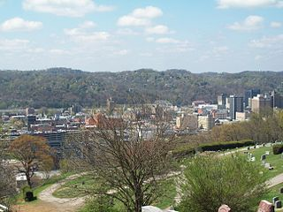 Charleston, West Virginia Capital of West Virginia