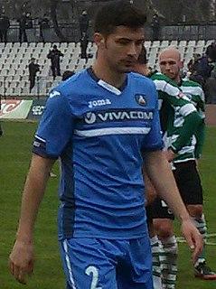 Srdjan Luchin Romanian footballer