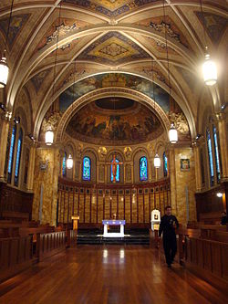 Chapel at St. John's Seminary