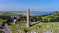 St. Declan's Round Tower and Oratory, Ardmore, Co. Waterford.JPG
