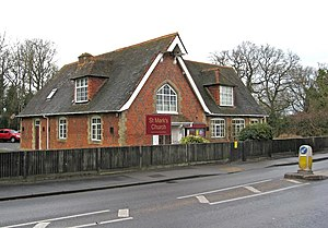 Westfield, Woking, Surrey - St. Mark's Church, Westfield Road