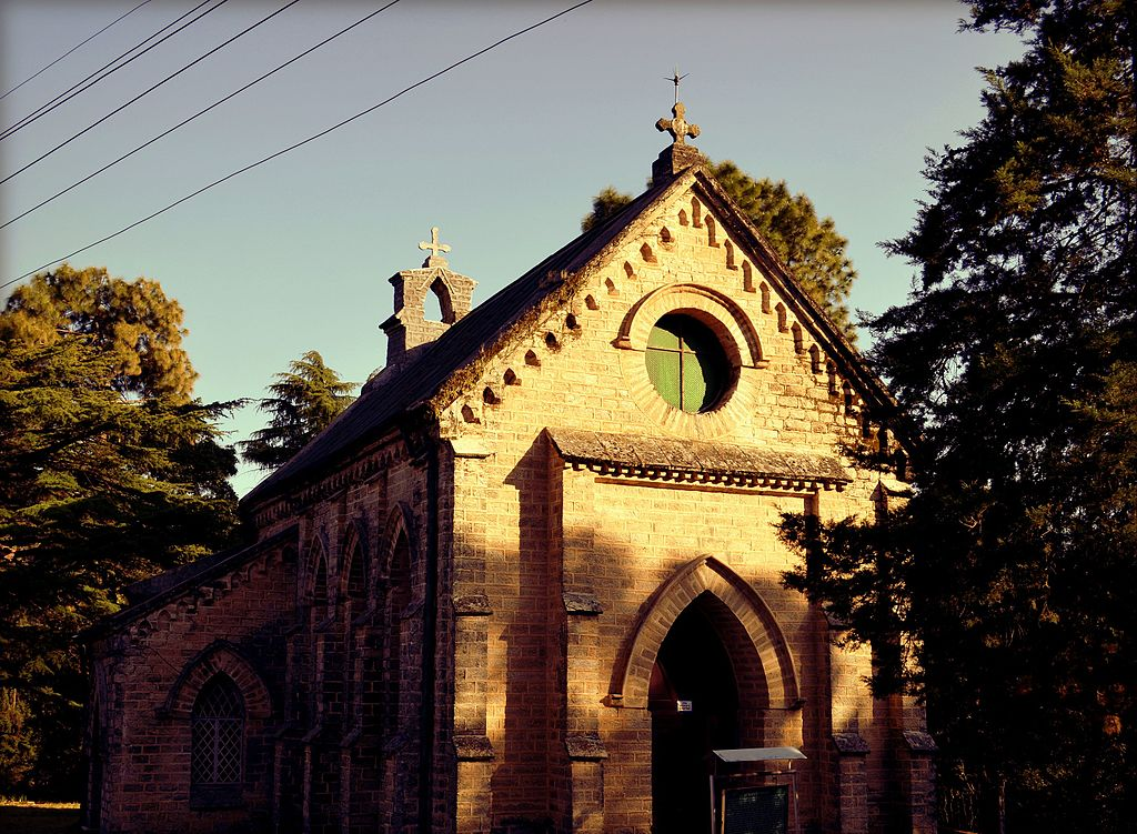 St. Mary's Church, Lansdowne, India