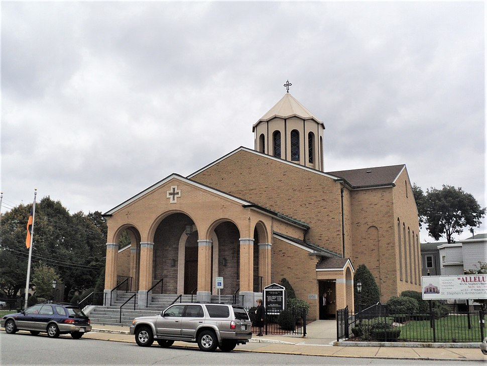 St. Stephen Armenian Church Watertown, MA