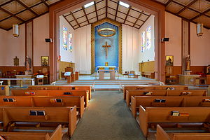 Roman Catholic Diocese of San Jose in California - Saint Mary of the Immaculate Conception Church