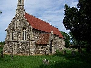 Sotherton - Image: St Andrews Church, Sotherton geograph.org.uk 439505