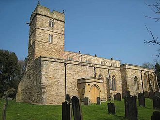 Brancepeth - St Brandon's Church, Brancepeth