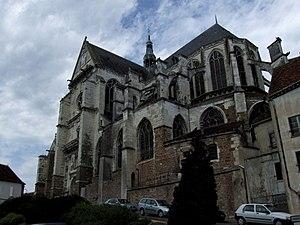 Saint-Florentin, Yonne - Image: St Florentin 001