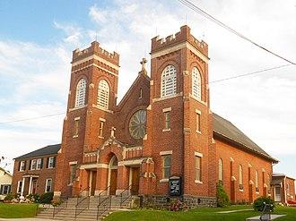 Bonneauville, Pennsylvania - St. Josephs Church